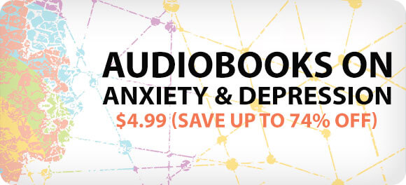 Audiobooks on Anxiety and Depression