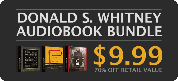Don Whitney Bundle
