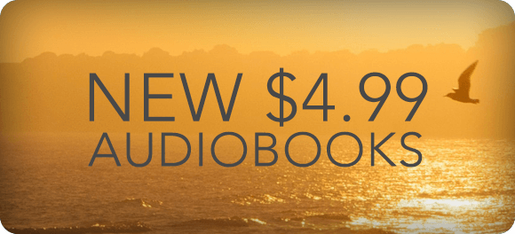 New $4.99 Audiobooks