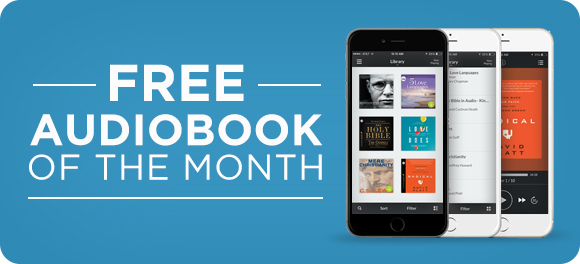 Free Audiobook of the Month