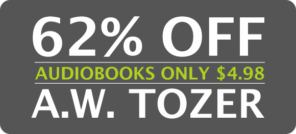 Tozer audiobook sale