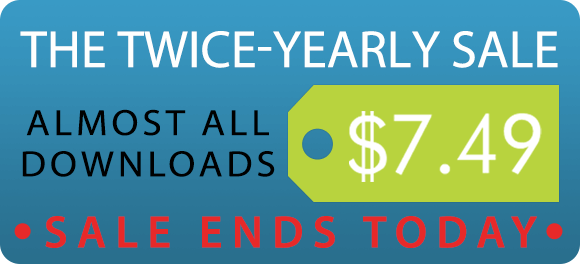 Twice Yearly Sale